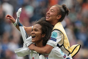 Wendie Renard and Selma Bacha Photos Photo
