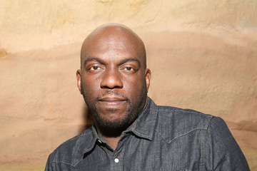 Omar Dorsey BET Networks Hosts 'Mancave' Event in Los Angeles for New Late-Night Talk Show