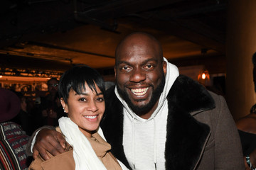 Omar Dorsey MIDNIGHT MACRO Party Hosted by MACRO's Charles D. Kin