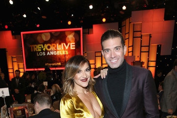 Omar Sharif The Trevor Project's 2017 TrevorLIVE LA Gala - Inside