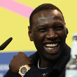 "Omar Sy ""Police"" Press Conference - 70th Berlinale International Film Festival"