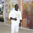Omar Sy YouTube Music Artist Lounge At Coachella 2019 - Day 3