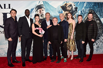 """Omar Sy Karen Gillan World Premiere For 20th Century Studios' """"The Call of the Wild"""""""