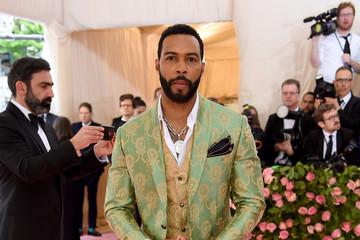 Omari Hardwick The 2019 Met Gala Celebrating Camp: Notes on Fashion - Lookbook