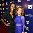 Omarosa WE tv's Joint Premiere Party For Marriage Boot Camp Reality Stars And David Tutera's CELEBrations