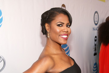 Omarosa Manigault 48th NAACP Image Awards -  Red Carpet