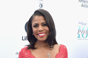 Omarosa Manigault The Hollywood Reporter's Annual Women In Entertainment Breakfast In Los Angeles
