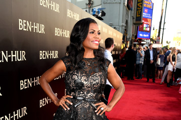 Omarosa Premiere of Paramount Pictures' 'Ben-Hur' - Red Carpet