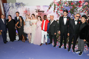 Omid Djalili Disney's 'The Nutcracker' European Premiere - Red Carpet Arrivals