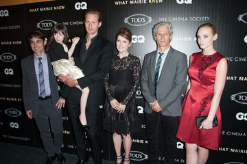 Onata Aprile Arrivals at the 'What Maisie Knew' Screening in NYC