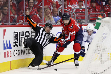 Ondrej Palat Tampa Bay Lightning Vs. Washington Capitals - Game Six