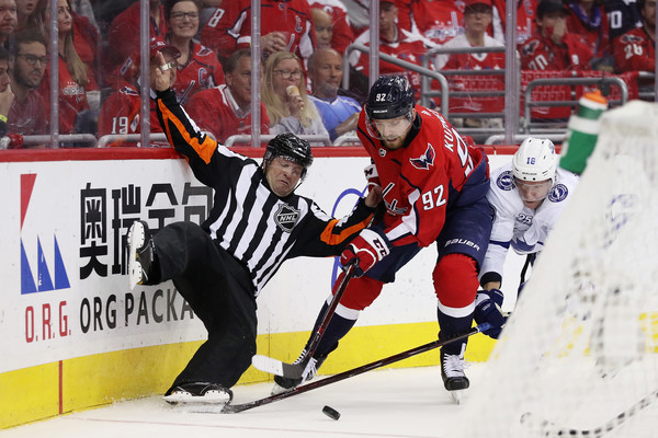 Tampa Bay Lightning Vs. Washington Capitals - Game Six