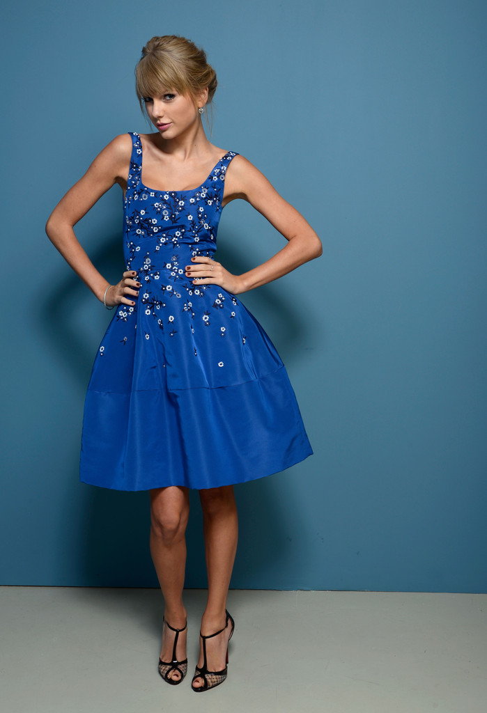 Taylor Swift Photos Photos - 'One Chance' Potraits in