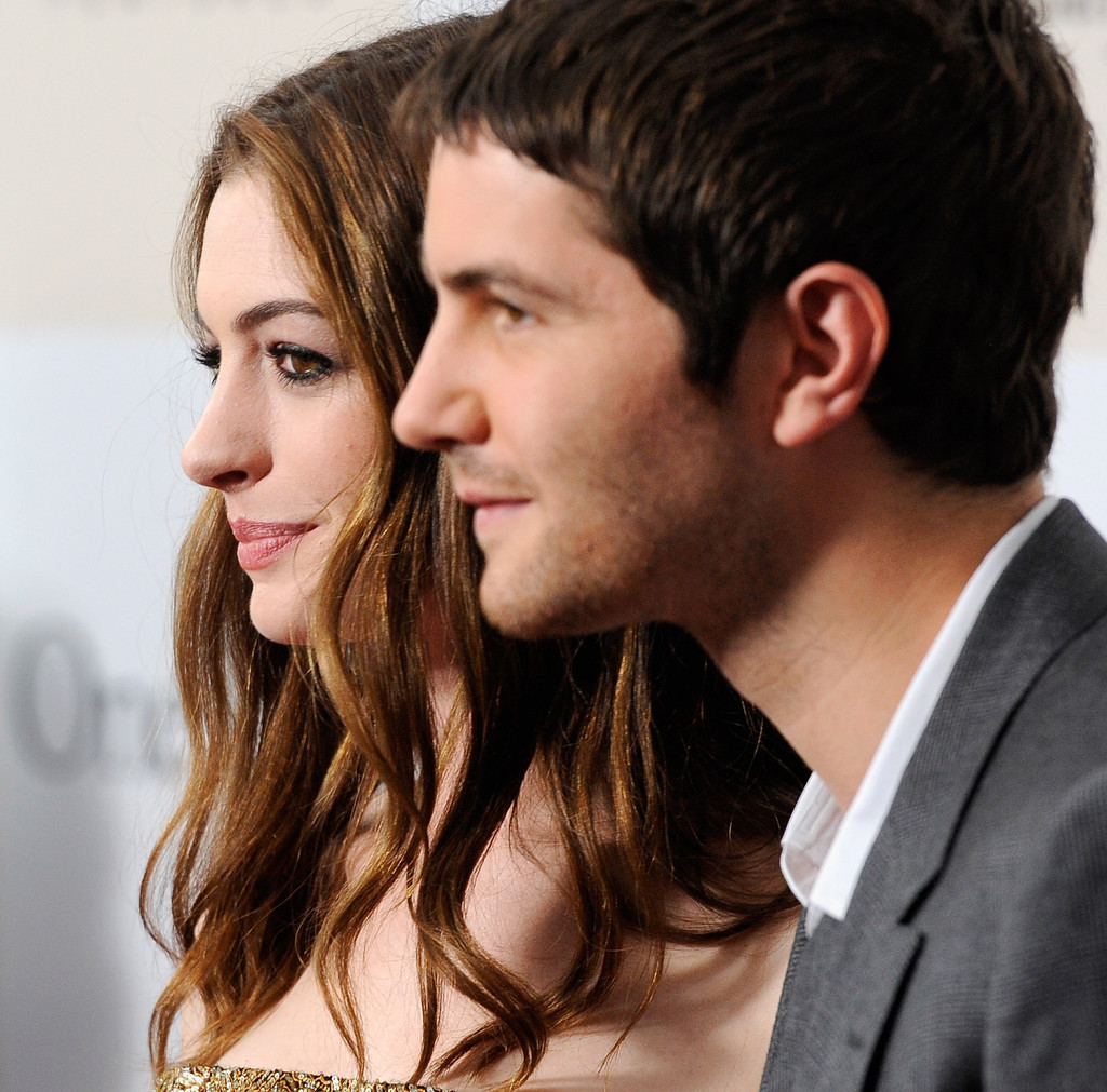 "Jim Sturgess In ""One Day"" New York Premiere"