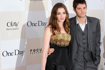 "Anne Hathaway Jim Sturgess ""One Day"" New York Premiere - Outside Arrivals"