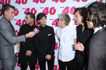 One Direction Arrivals at the 28th Annual ARIA Awards
