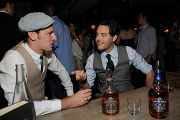 Jack Huston One Fine Evening Celebrates All Things Fine And Speak-Easy Presented by UrbanDaddy, Sponsored By Chivas