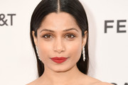"Freida Pinto attends the World premiere of ""Only"" during the 2019 Tribeca Film Festival at SVA Theater on April 27, 2019 in New York City."