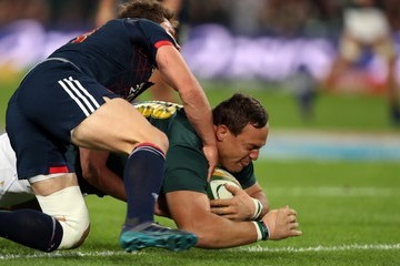 Oosthuizen South Africa v France