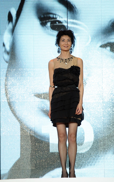 Actress Maggie Cheung attends the Opening Ceremony of the Marrakech 10th International Film Festival on December 3, 2010 in Marrakech, Morocco.