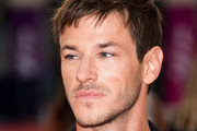 Gaspard Ulliel arrives at the Opening Ceremony during the 45th Deauville American Film Festival  on September 06, 2019 in Deauville, France.