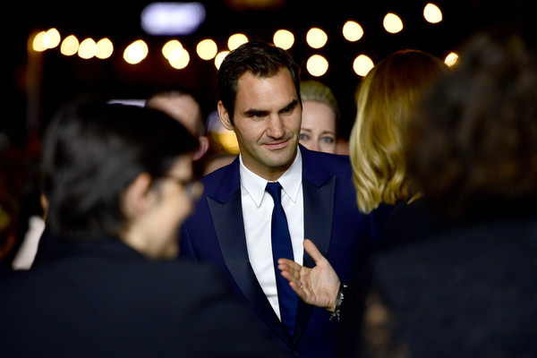 Who Roger Federer thinks should play him in a Federer-Nadal rivalry movie