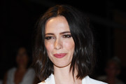 Rebecca Hall arrives at the dinner after the Opening Ceremony during the 74th Venice Film Festival at Excelsior Hotel on August 30, 2017 in Venice, Italy.