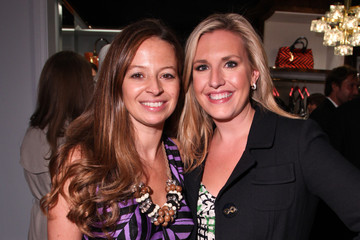 Poppy Harlow Opening Of Milly Madison Avenue Boutique