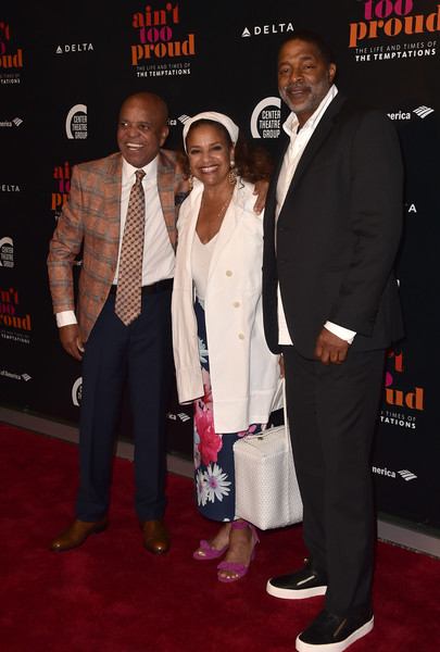 Opening Night Of 'Ain't Too Proud - The Life And Times Of The Temptations' - Arrivals