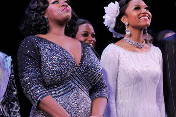 "Syesha Mercado Opening Night Of ""Dreamgirls"" - Arrivals And Curtain Call"