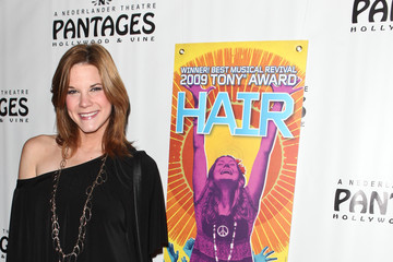"Courtney Hope Opening Night Of ""Hair"" At The Pantages Theatre - Red Carpet"