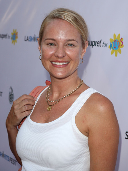 Sharon Case in Opening...