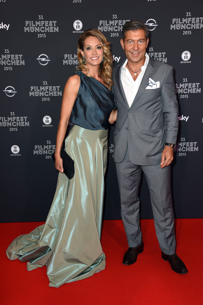 sarah valentina winkhaus photos photos opening night munich film festival 2015 zimbio. Black Bedroom Furniture Sets. Home Design Ideas