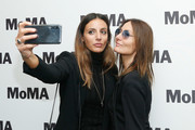 Director Luisa Carcavale and director Maria Sole Tognazzi attend the opening night of The Museum of Modern Art and Luce Cinecitta's Ugo Tognazzi: Tragedies of a Ridiculous Man Retrospective at MoMA on December 5, 2018 in New York City.