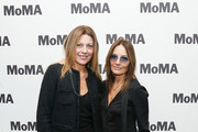 Camilla Cormanni and director Maria Sole Tognazzi attend the opening night of The Museum of Modern Art and Luce Cinecitta's Ugo Tognazzi: Tragedies of a Ridiculous Man Retrospective at MoMA on December 5, 2018 in New York City.