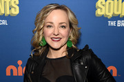 Geneva Carr attends Opening Night of Nickelodeon's SpongeBob SquarePants: The Broadway Musical at Palace Theatre on December 4, 2017 in New York City.