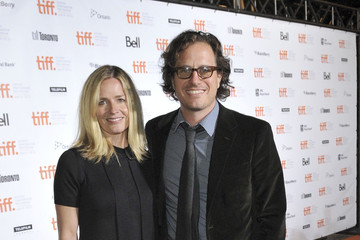 Elisabeth Shue Davis Guggenheim Opening Night Party At Liberty Grand - 2011 Toronto International Film Festival
