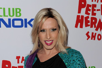 Alexis Arquette Opening Night Of 'The Pee-wee Herman Show'