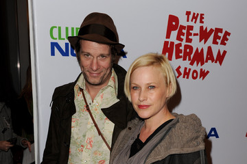 Patricia Arquette Thomas Jane Opening Night Of 'The Pee-wee Herman Show'