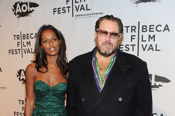 """Julian Schnabel Rula Jebreal Opening Night Premiere Of """"The Union"""" At The 2011 Tribeca Film Festival"""