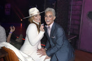 Shoshana Bean and Frankie Grande Photos Photo