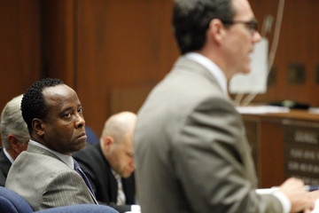 Edward Chernoff Opening Statements Scheduled For The Trial Of Dr. Conrad Murray