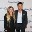 Avril Lavigne and Mario Lopez Photos