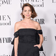 Ophelia Lovibond Vanity Fair and Lancôme Women In Hollywood Celebration