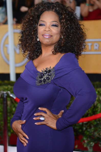 Oprah Winfrey - 20th Annual Screen Actors Guild Awards - Arrivals