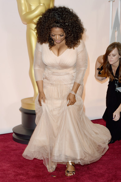 Oprah Winfrey - Arrivals at the 87th Annual Academy Awards — Part 3