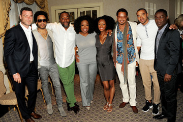 Oprah Winfrey Lee Daniels 'The Butler' Press Conference in NYC
