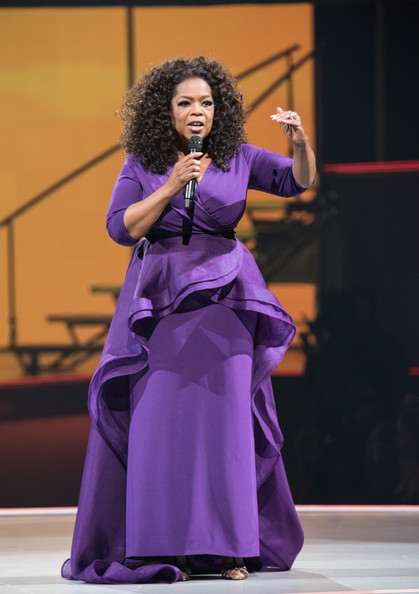 Oprah's The Life You Want Weekend - Day 1 []
