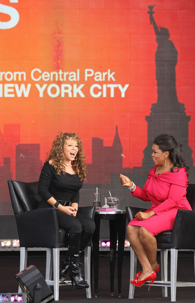 The Oprah Winfrey Show: Fridays Live From New York