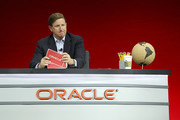 Oracle CEO Mark Hurd Addresses Annual OpenWorld Conference